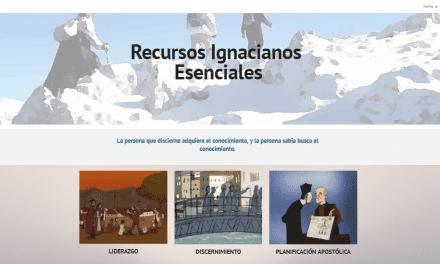 """Curia General lanza sitio web """"Recursos Ignacianos Esenciales"""""""