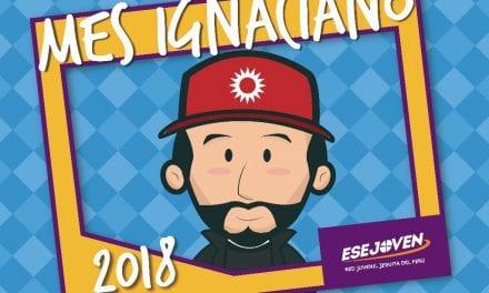 ESEJOVEN: Actividades por el Mes Ignaciano