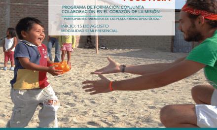 """Programa """"Colaboración en el corazón de la misión"""": Nuevo módulo"""