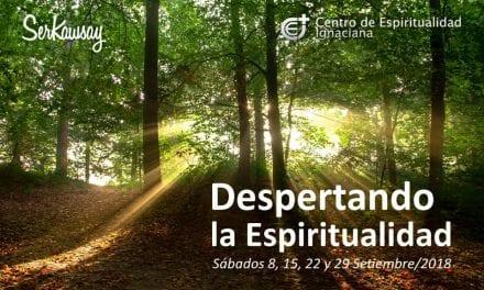 "CEI: Taller ""Despertando la Espiritualidad"""