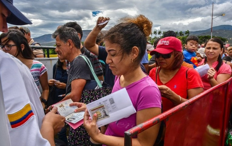 SJR lanza «La Ruta» un mapa diseñado para viajeras y viajeros venezolanos