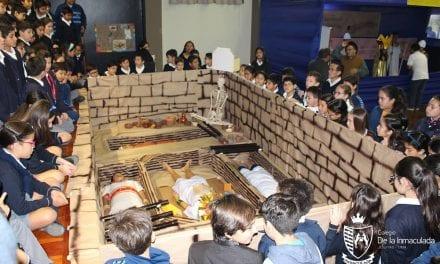 """Colegio de la Inmaculada: Exposición """"Norte Mágico"""""""