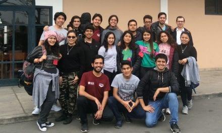 """Jóvenes de """"La Ruiz"""" vivieron retiro de Confirmación"""