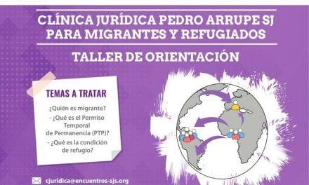 Wayra: Taller de Orientación a Migrantes y Refugiados