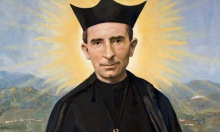 Beatificación del P. Tiburcio Arnaiz, SJ