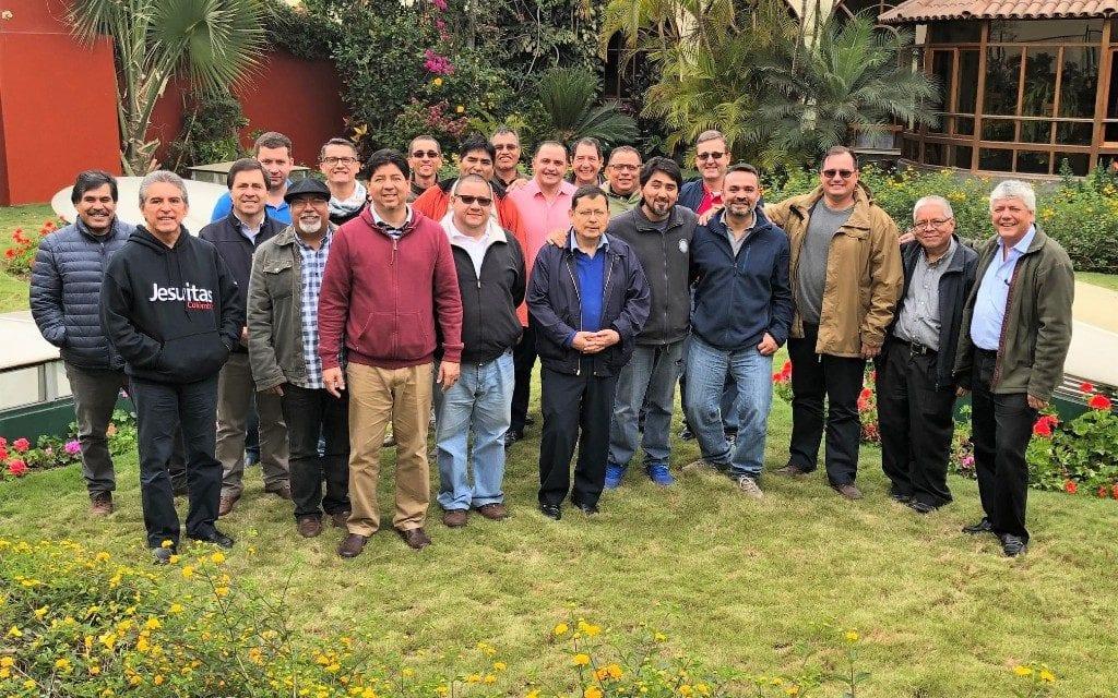 CPAL: Curso para nuevos Superiores jesuitas se realiza en Lima