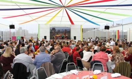 XIV Almuerzo Paella por Ayacucho