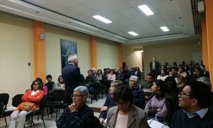"""Ciclo de Conferencias """"El Perú de hoy: tres perspectivas"""""""
