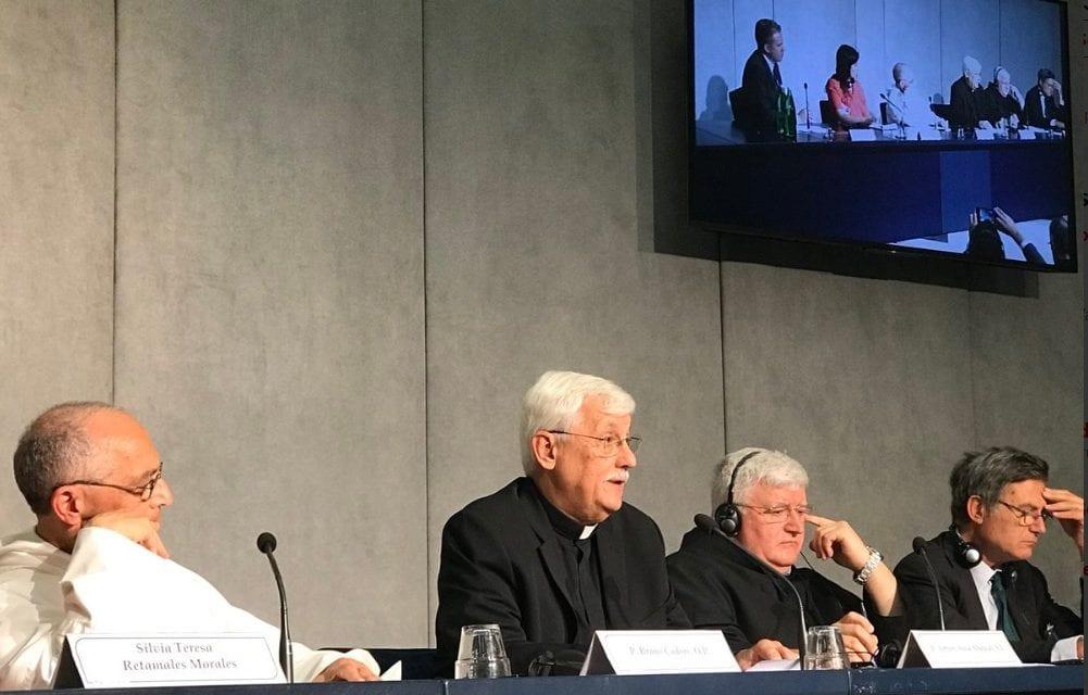 """P. General Arturo Sosa SJ: """"Discernir los signos de los tiempos a la luz de los jóvenes"""""""