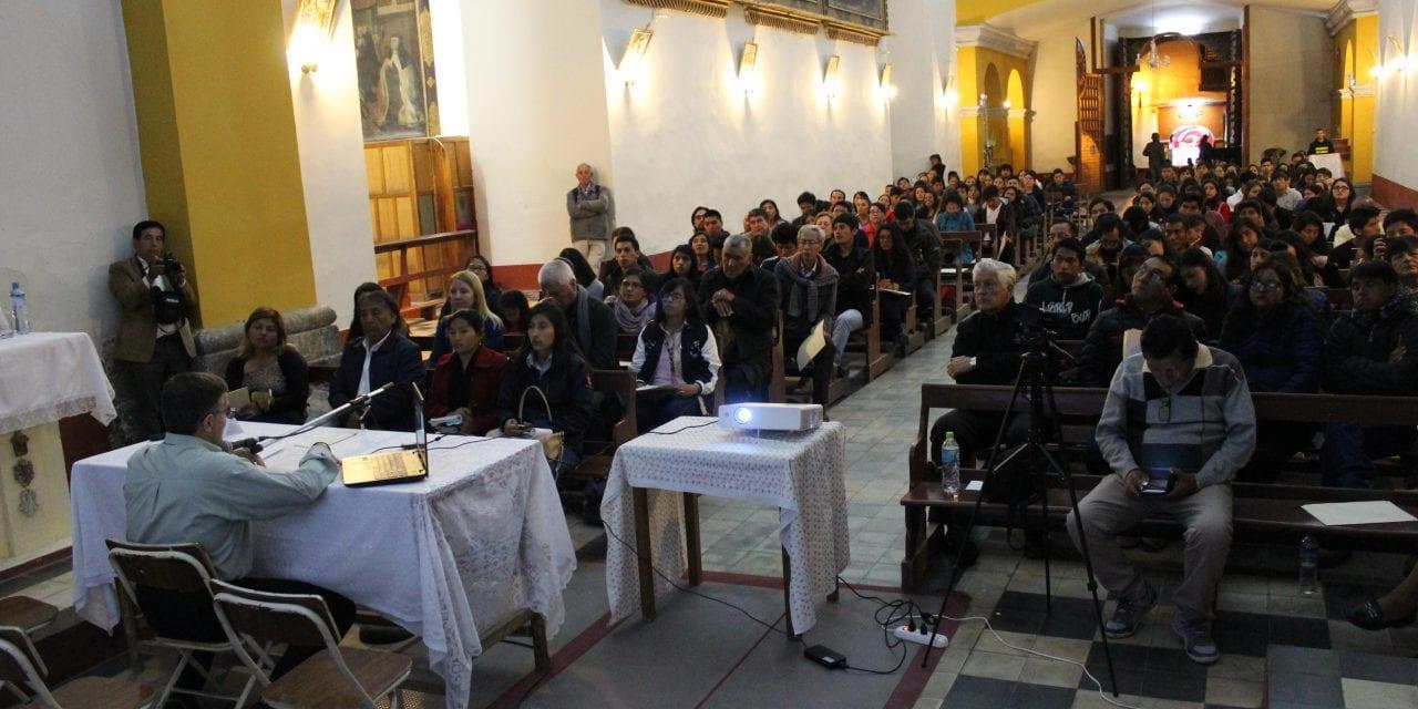 Conferencia «Arquitectura de los jesuitas. Educación y evangelización en Iberoamérica»