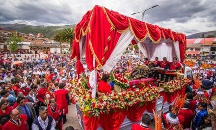 Señor de los Temblores en Quispicanchi