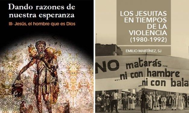 Jesuitas presentan nuevos libros