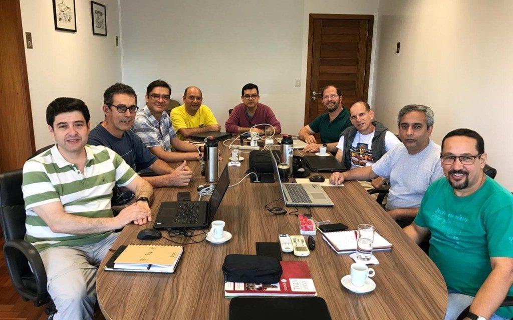 CPAL: Maestros de novicios reunidos en Porto Alegre – Brasil