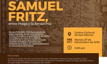 """Mesa redonda """"Un jesuita glocal: Samuel Fritz, SJ"""""""