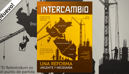 Edición N° 44 de la Revista INTERCAMBIO