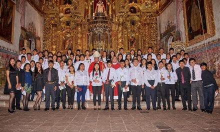 Confirmaciones y Primeras Comuniones en Quispicanchi