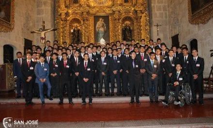 Confirmación Colegio San José de Arequipa 2018