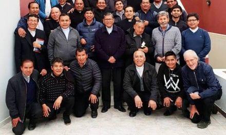 P. Javier Quirós SJ dirige retiro anual de la Arquidiócesis del Cusco