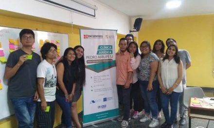Encuentros SJS: Taller de integración para voluntarios de la Clínica Jurídica
