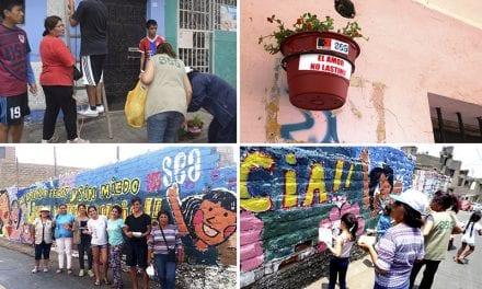 SEA: Por un barrio libre de violencia
