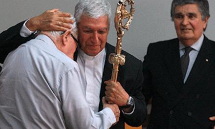 Saludamos al P. Carlos Castillo, nuevo Arzobispo de Lima