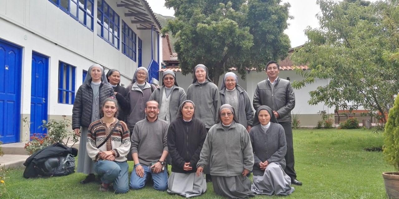 Ejercicios Espirituales en Andahuaylillas