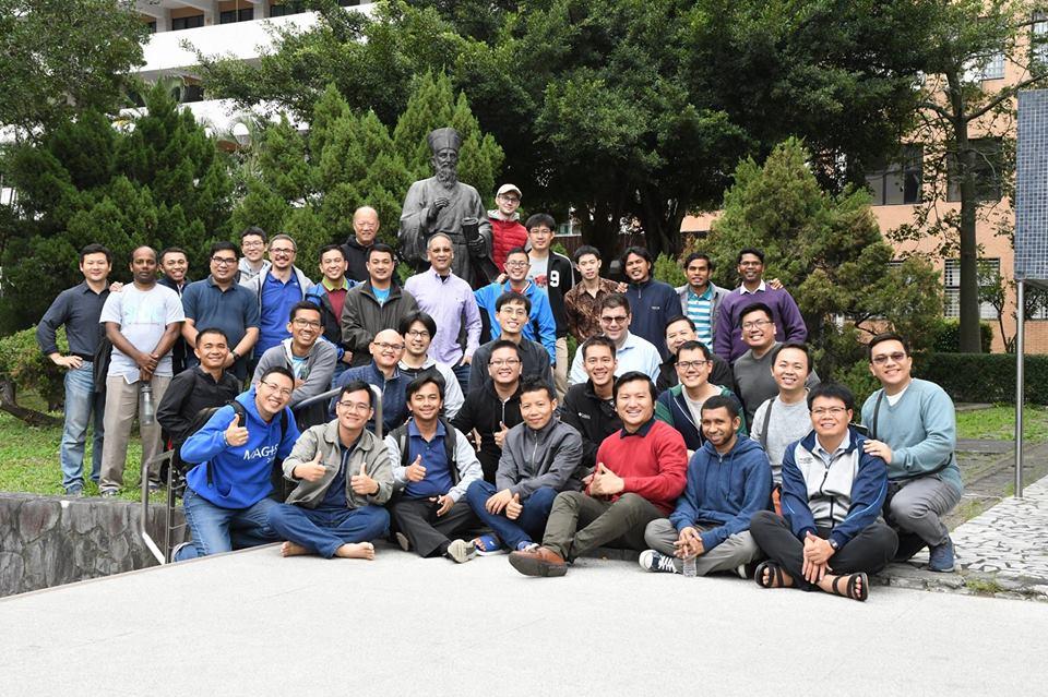 Conferencia de Asia Pacífico: Encuentro de jesuitas en formación