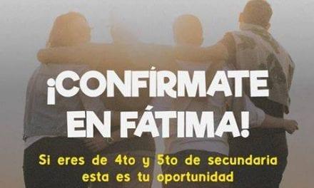 Novedades Parroquia Nuestra Señora de Fátima