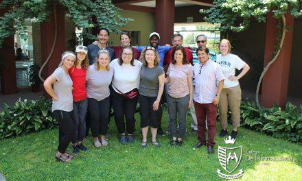 Delegación de la Universidad Xavier (USA) visitó el Colegio de la Inmaculada