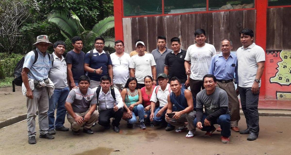 SAIPE: Taller de capacitación a funcionarios y líderes indígenas
