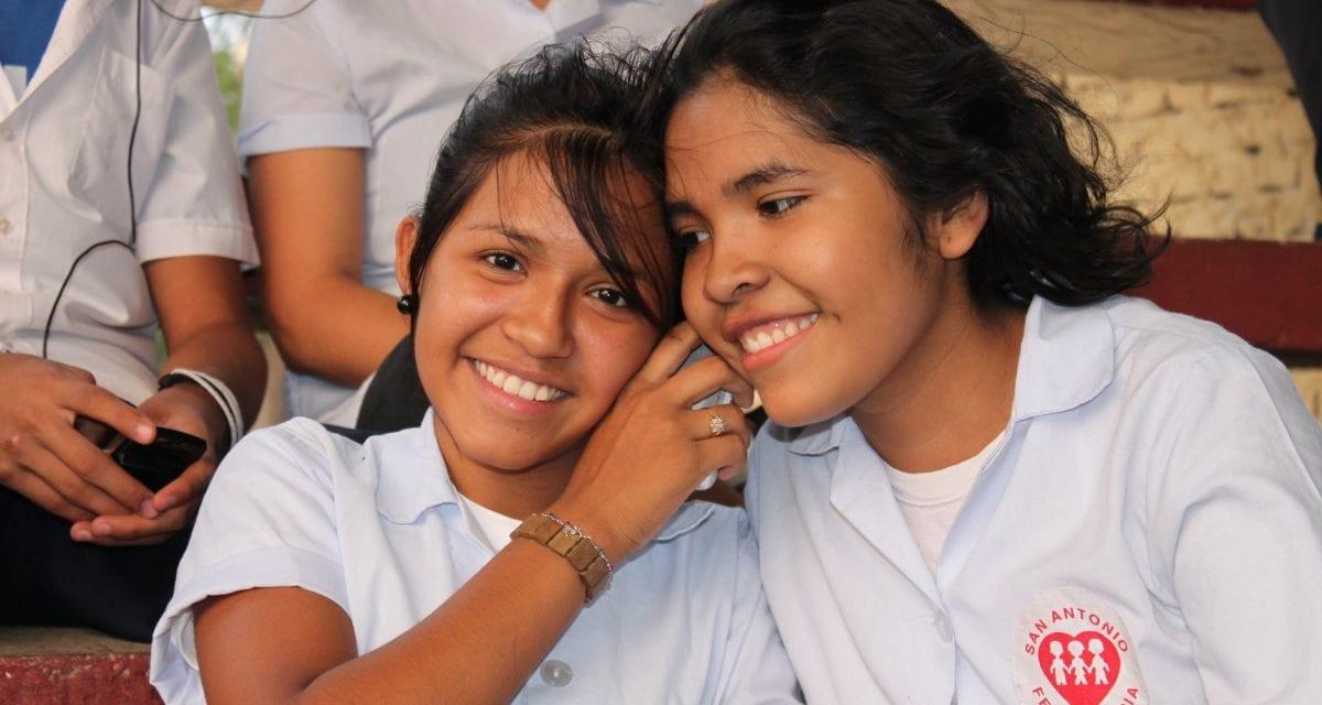 Niñas libres de violencia: Fe y Alegría reivindica sus derechos en Naciones Unidas