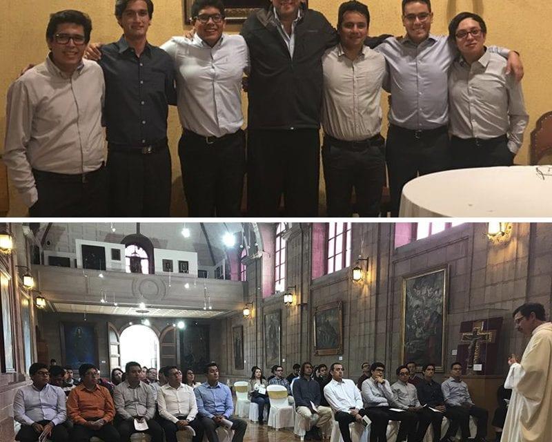 Noviciado Regional de Quito da la bienvenida a 10 nuevos novicios