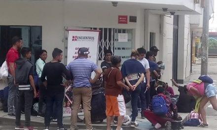 Oficina de Encuentros SJS en Tumbes continúa brindado apoyo a refugiados venezolanos