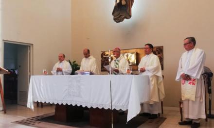 Se celebró Eucaristía por el Día Mundial de la CVX