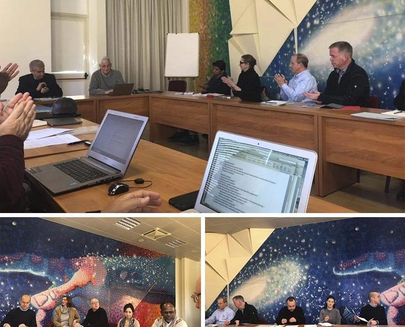 Representantes de archivos jesuitas se reúnen en Roma
