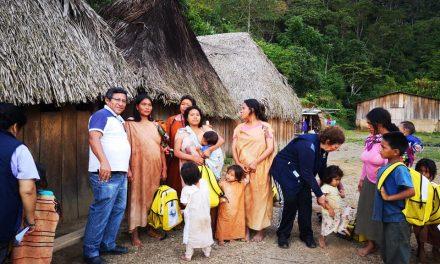 Centro Loyola Ayacucho: Visita a comunidades asháninkas y machiguengas