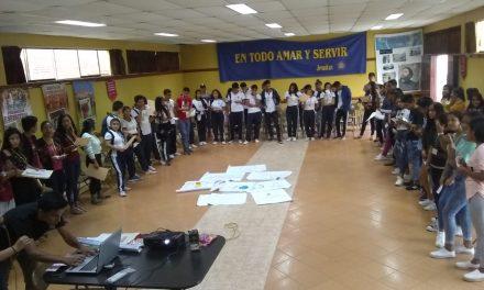 """Centro Loyola Chiclayo: Programa """"Líderes de Paz y Desarrollo"""""""