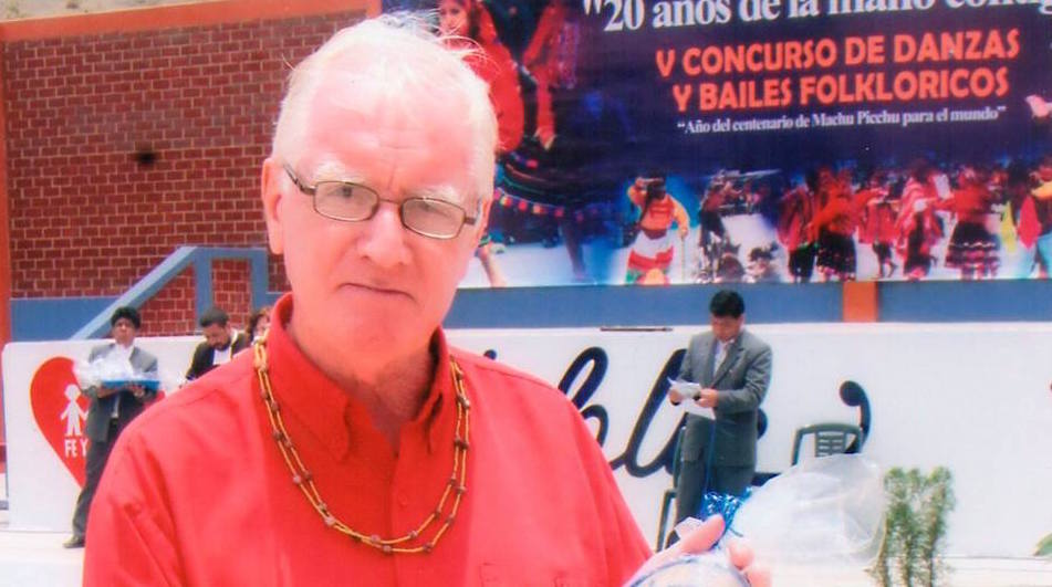 Fallecimiento del religioso británico Hno. Paul McAuley