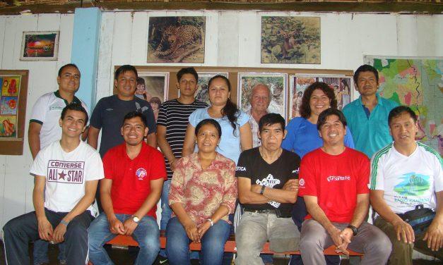 Coordinación Marañón desarrolló taller de inducción en la cultura Awajún