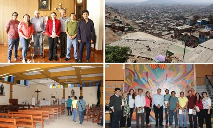 Colaboradores de la ODP visitaron obras jesuitas