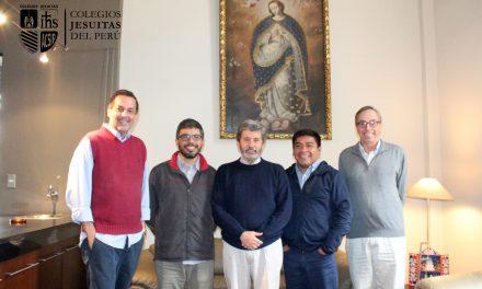 Asamblea de directores de la Asociación de Colegios Jesuitas del Perú (ACSIP)