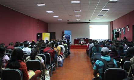 Centro Loyola Ayacucho organizó III Foro Macro Regional de Desplazados No Retornante