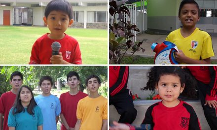 [VIDEO] Colegios de ACSIP invitan al cuidado de la Casa Común
