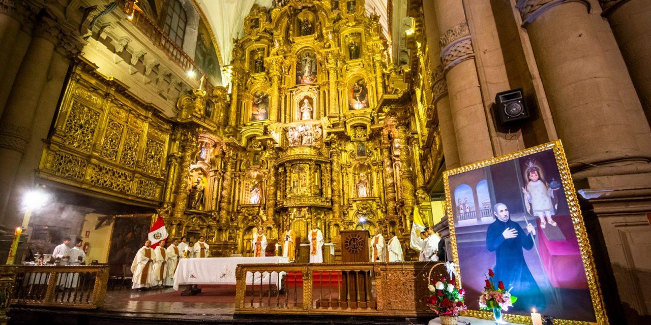 Cusco: comenzó la promoción de la Causa de Beatificación del P. Barzana