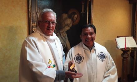 El P. Ignacio Suñol SJ toma posesión como Provincial de Bolivia
