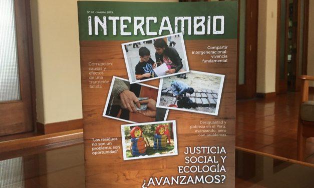 Edición N° 46 de la Revista INTERCAMBIO
