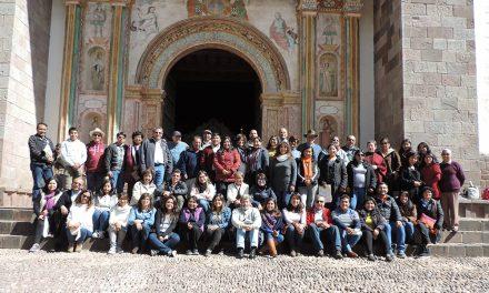 Reunión de Plataformas Jesuitas del Sur se realizó en el Cusco
