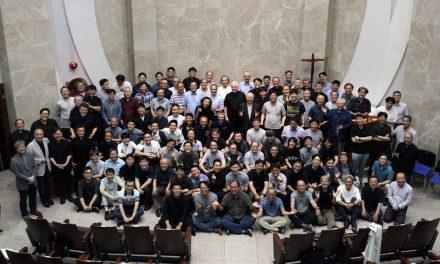 Padre General visita a jesuitas de Corea, China y Japón