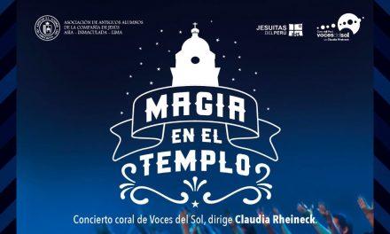 Concierto: Magia en el Templo