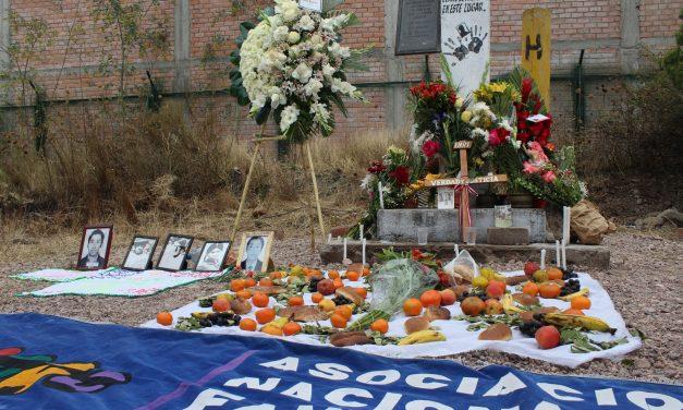 Ayacucho: VIII aniversario de la Cruz de La Hoyada